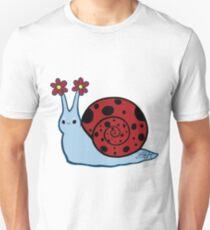 Ladybug Snail T-Shirt