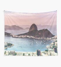 Rio De Janeiro Wall Tapestry