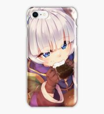 Moeteora iPhone Case/Skin