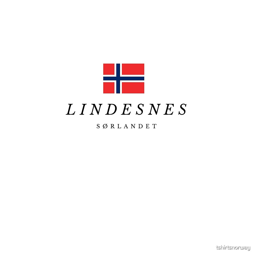 Lindesnes - Sørlandet, Norway by tshirtsnorway