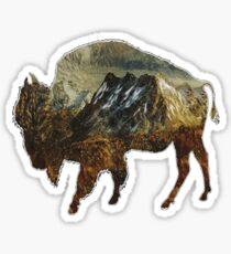 Winters Range Sticker