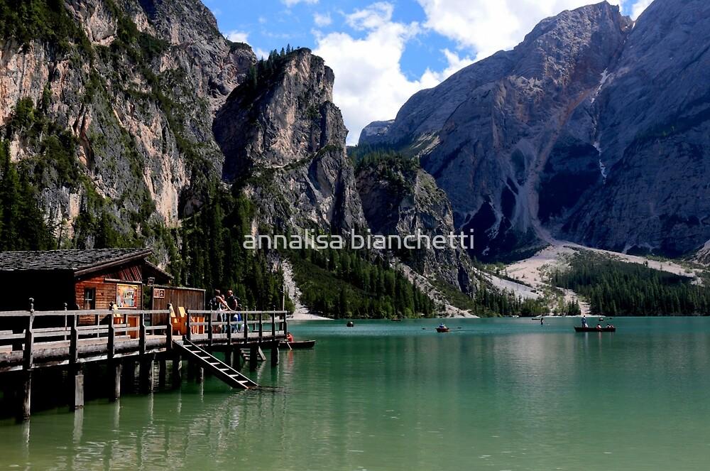 Summer on the lake by annalisa bianchetti