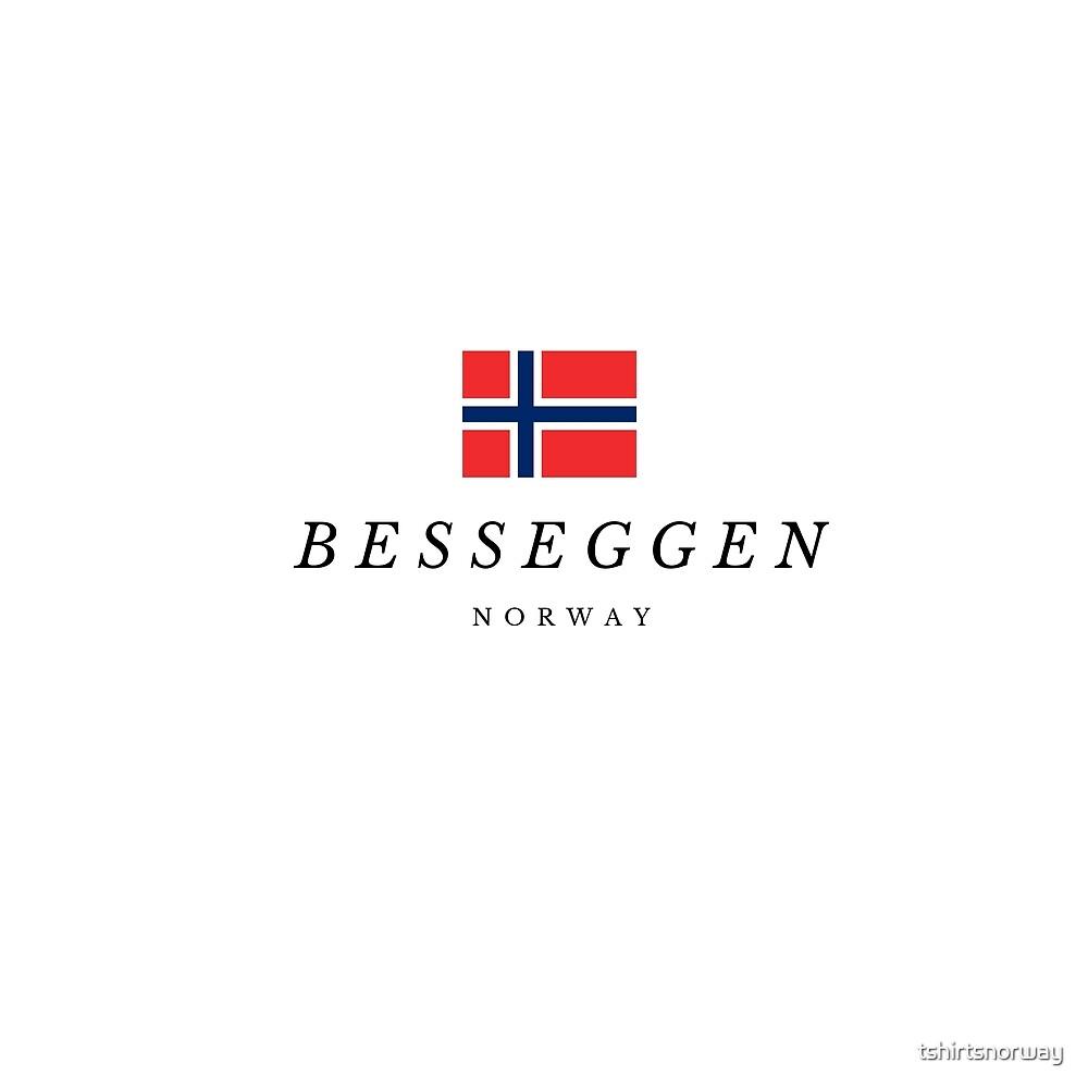 Besseggen Norway by tshirtsnorway