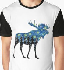Enchanted Evening Graphic T-Shirt