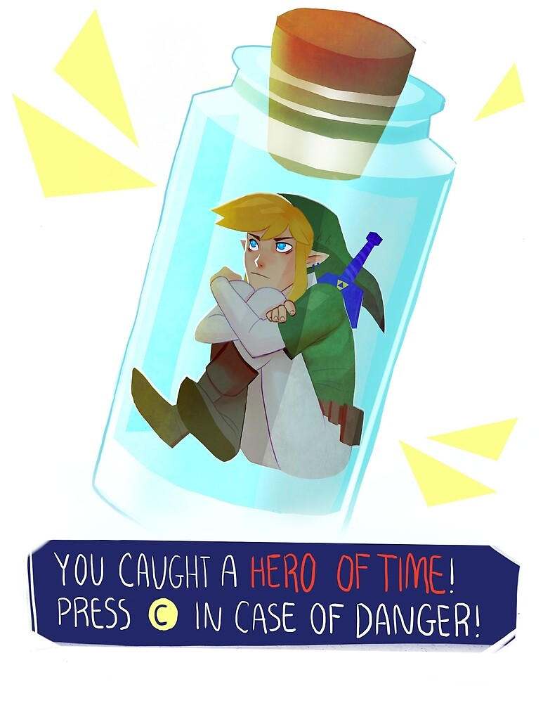 Hero of Time by anyaadventures
