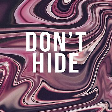 Don't Hide Liquefaction - Pink by GabJ
