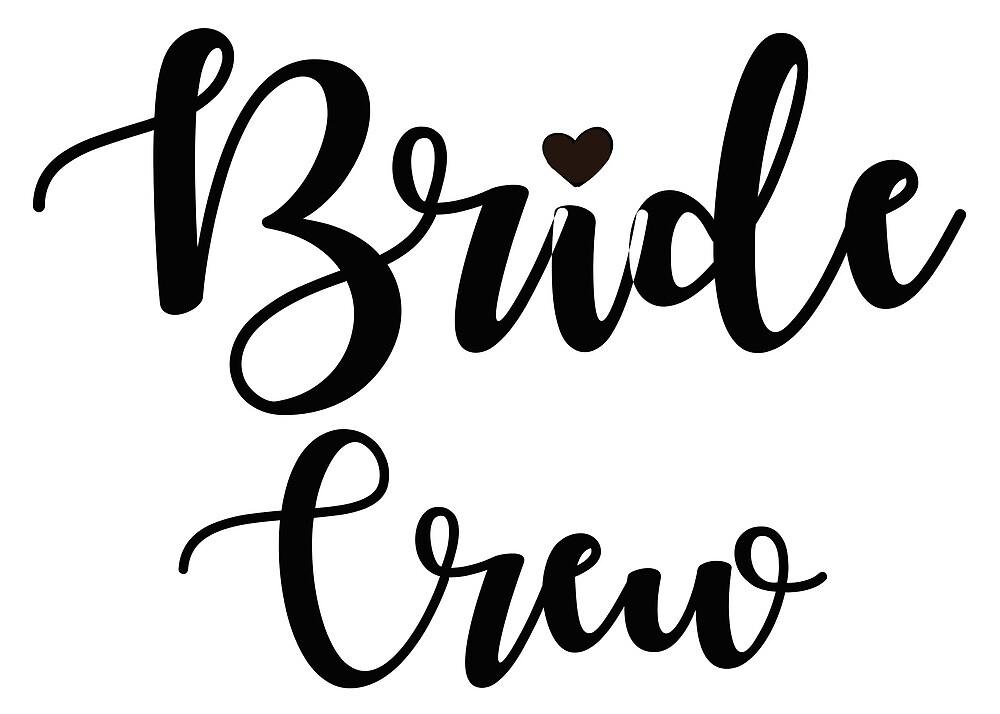 Bride Crew by dukapotomus