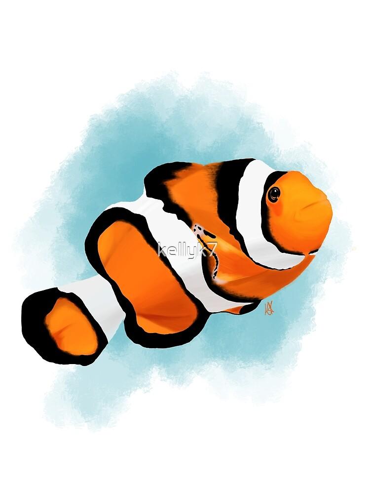 Clown Fish by kellyk7