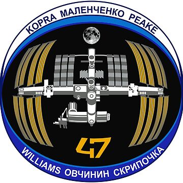 Expedition 47 Patch by Spacestuffplus
