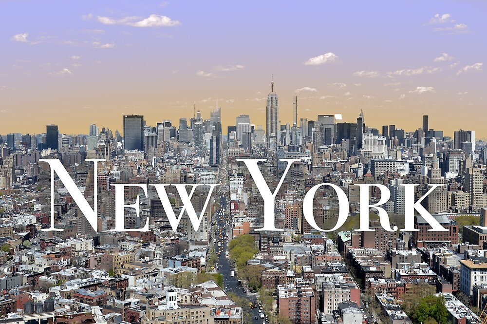 New York City by Minivillage