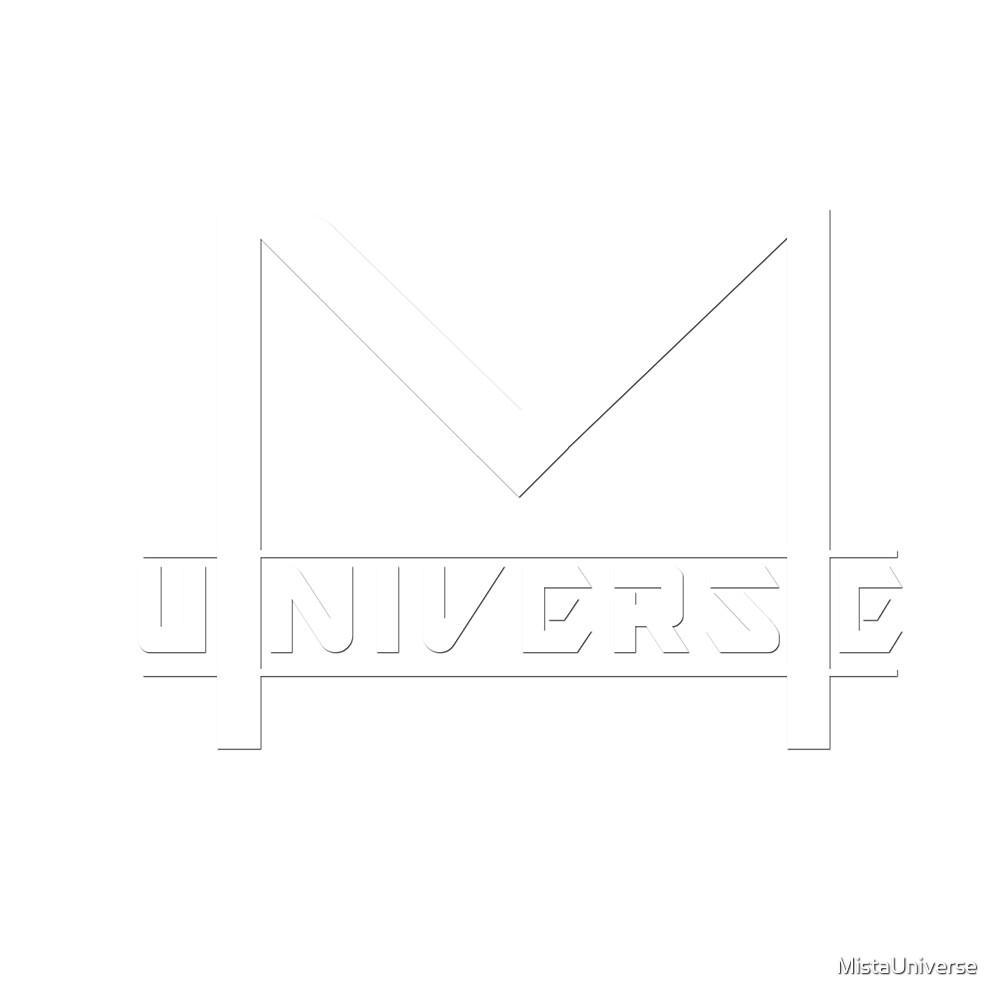 Mista Logo #1 by MistaUniverse