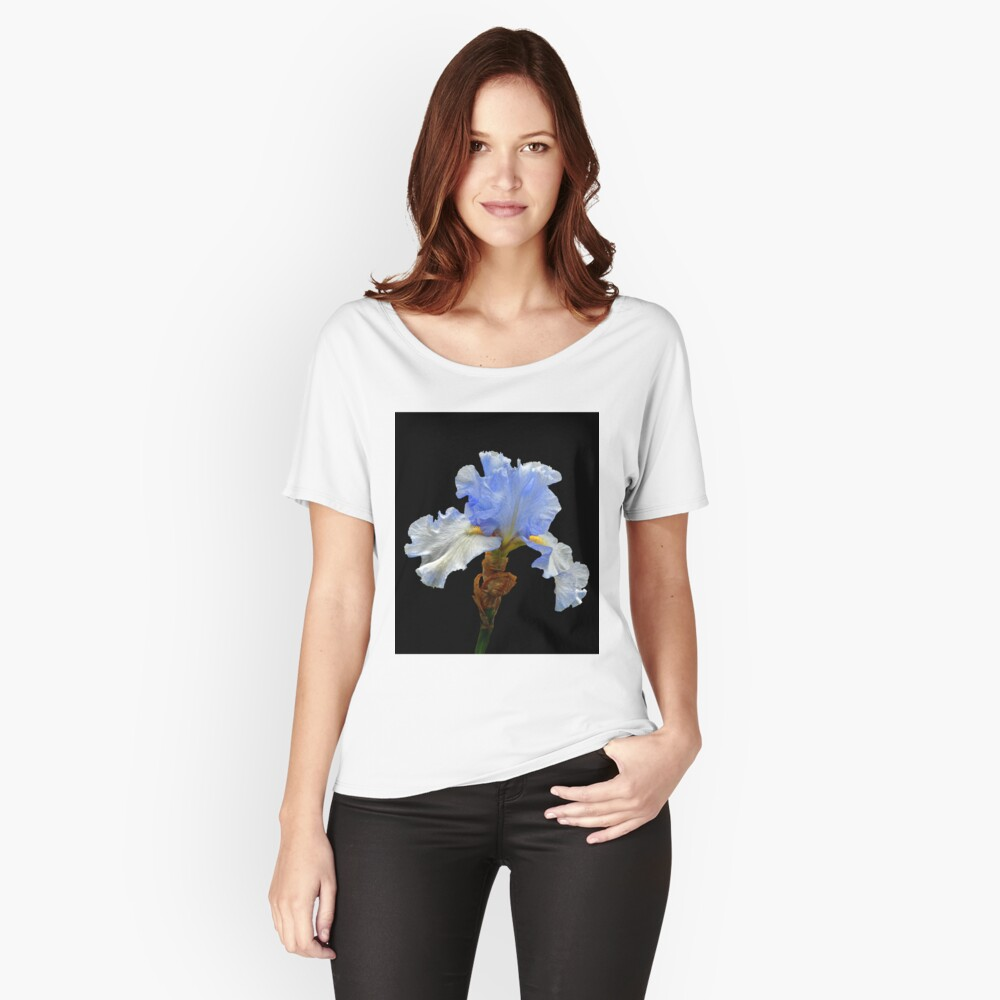 Blue Tip Women's Relaxed Fit T-Shirt Front