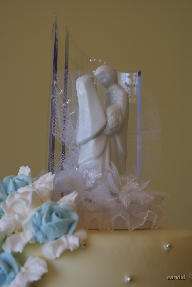 Cake Topper by candid