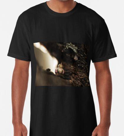 Versteckt Longshirt