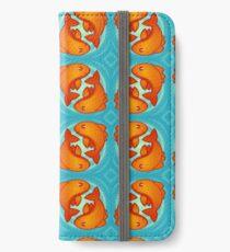 Golden Fishie Friends iPhone Wallet/Case/Skin