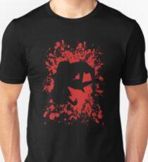 Juuzou Inspired Paint Splatter Anime Shirt Unisex T-Shirt