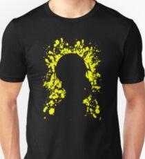 Haruhi Paint Splatter Inspired Anime Shirt Unisex T-Shirt