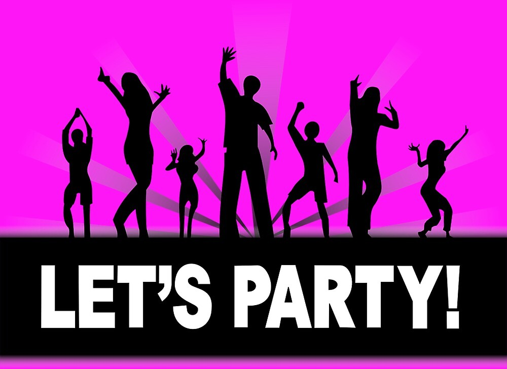 Let's Party by prodesigner2