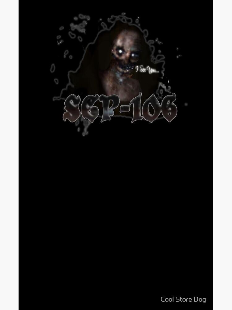 SCP-106 | Photographic Print