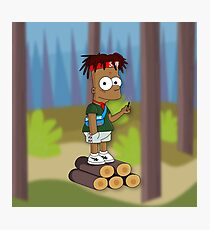 Trippie Bart Photographic Print