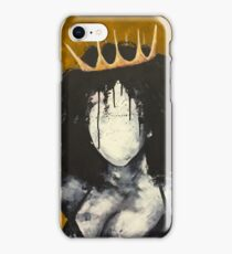Naturally Queen I GOLD iPhone Case/Skin