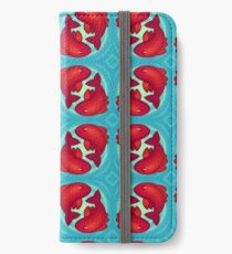 Red Fishie Friends iPhone Wallet/Case/Skin