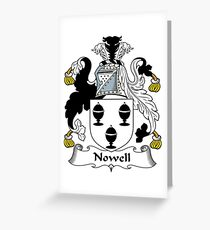 Nowell Greeting Card