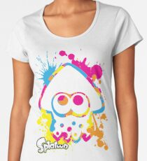 Splatoon Women's Premium T-Shirt