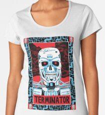 TERMINATOR - T-800 Women's Premium T-Shirt