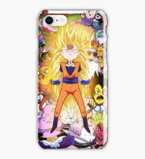 Dragonball Time iPhone Case/Skin