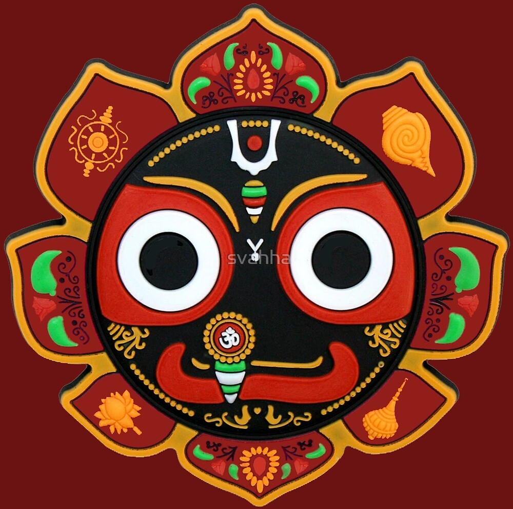 Sri Jagannatha  by svahha