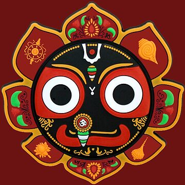 Sri Jagannatha  by svahha