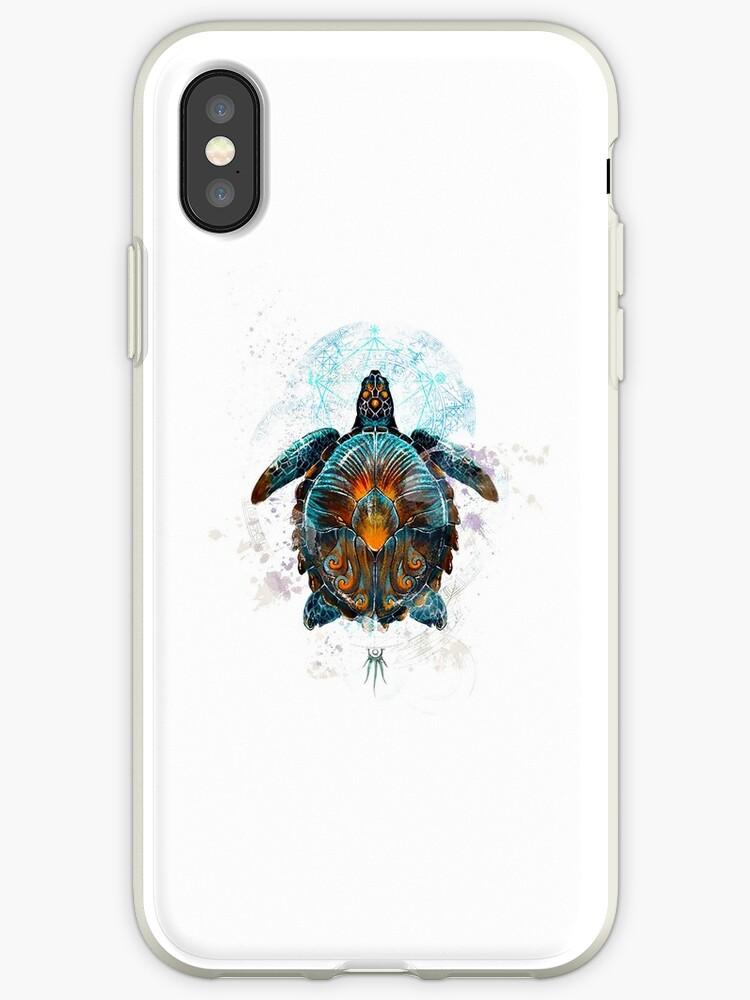 Turtle dream by Yndomiel