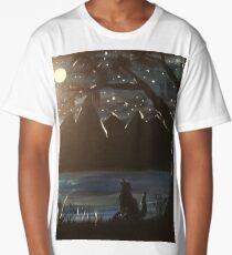 Lone Wolf Long T-Shirt