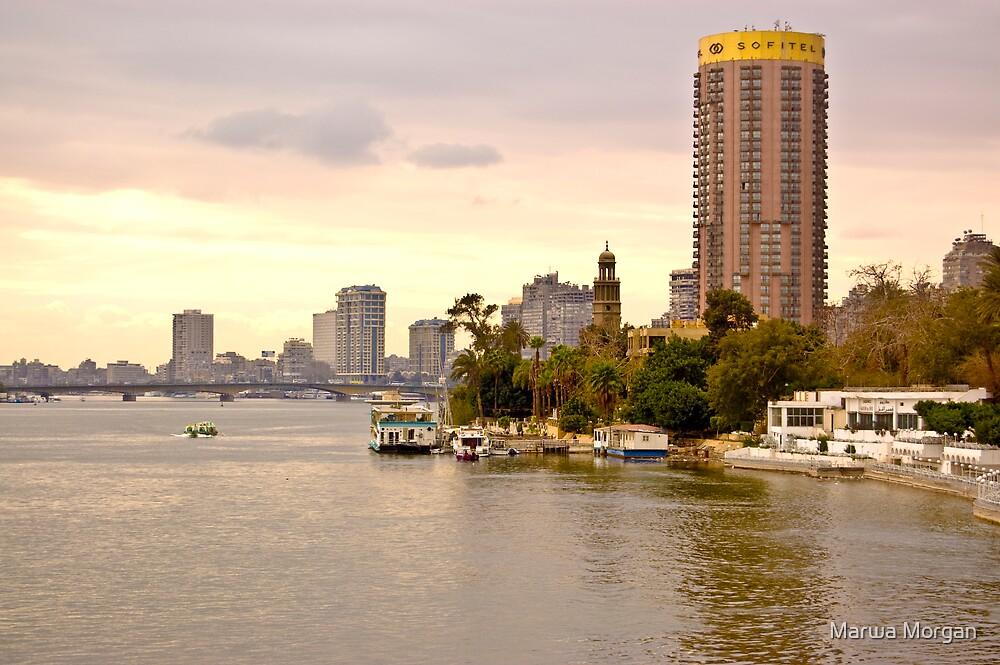 Cairo. by Marwa Morgan