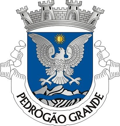 Pedrógão Grande coat of arms by Tonbbo