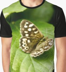 Speckled wood  Graphic T-Shirt