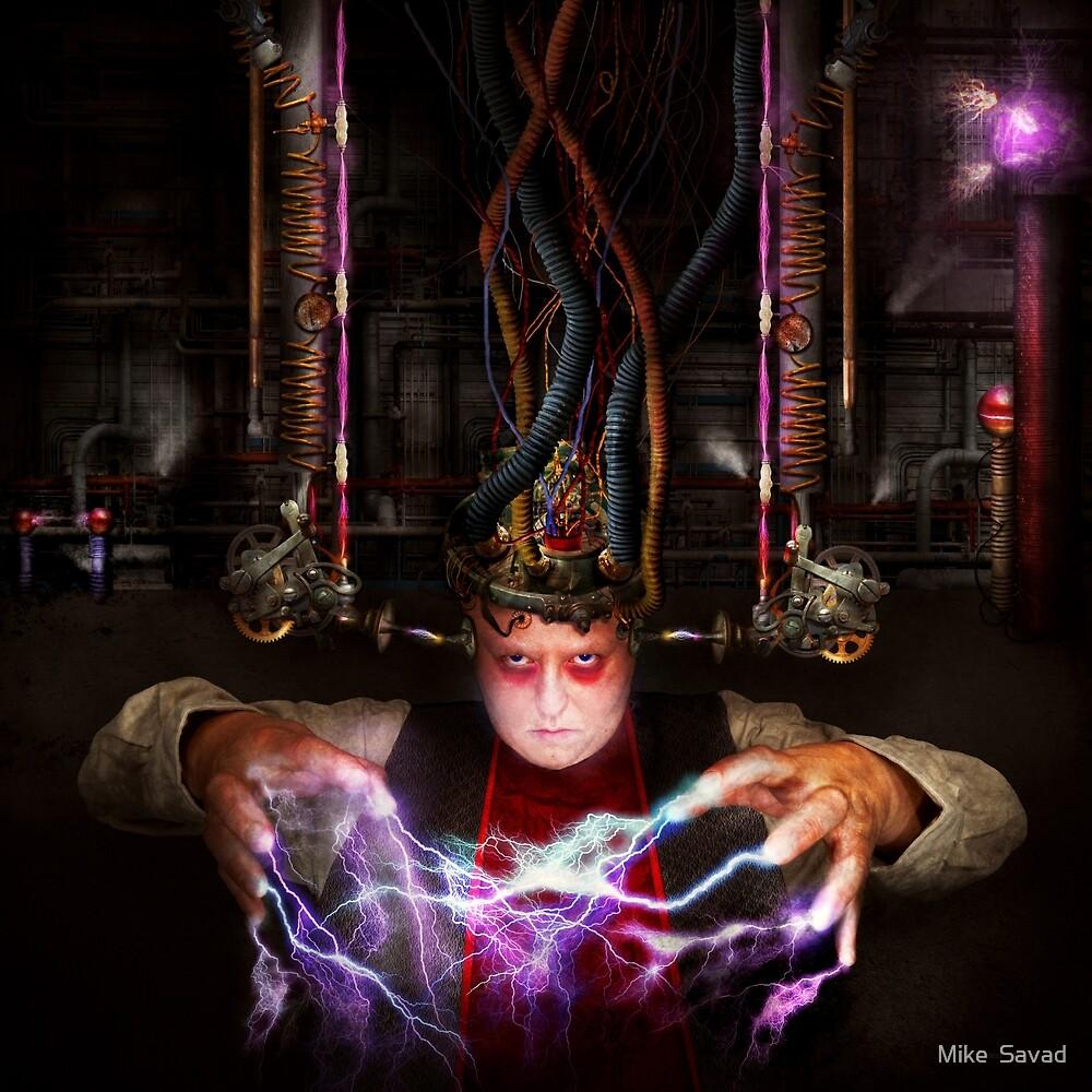 Cyberpunk - Mad skills by Michael Savad