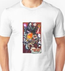Adventure Wars PQ Unisex T-Shirt