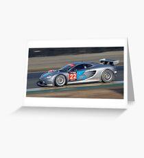 Ascari KZR1 Greeting Card