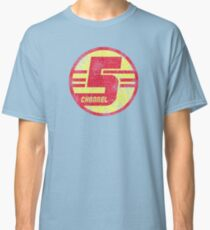 CHANNEL 5 (Tim and Eric Awesome Show, Great Job!) Classic T-Shirt