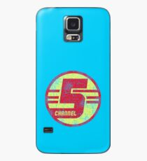 CHANNEL 5 (Tim and Eric Awesome Show, Great Job!) Case/Skin for Samsung Galaxy