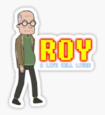 'ROY' - (Rick and Morty) Sticker