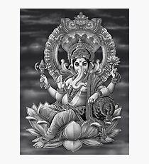 Ganesha the Great Photographic Print
