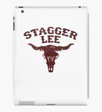 Stagger Lee - Skull Edition iPad Case/Skin