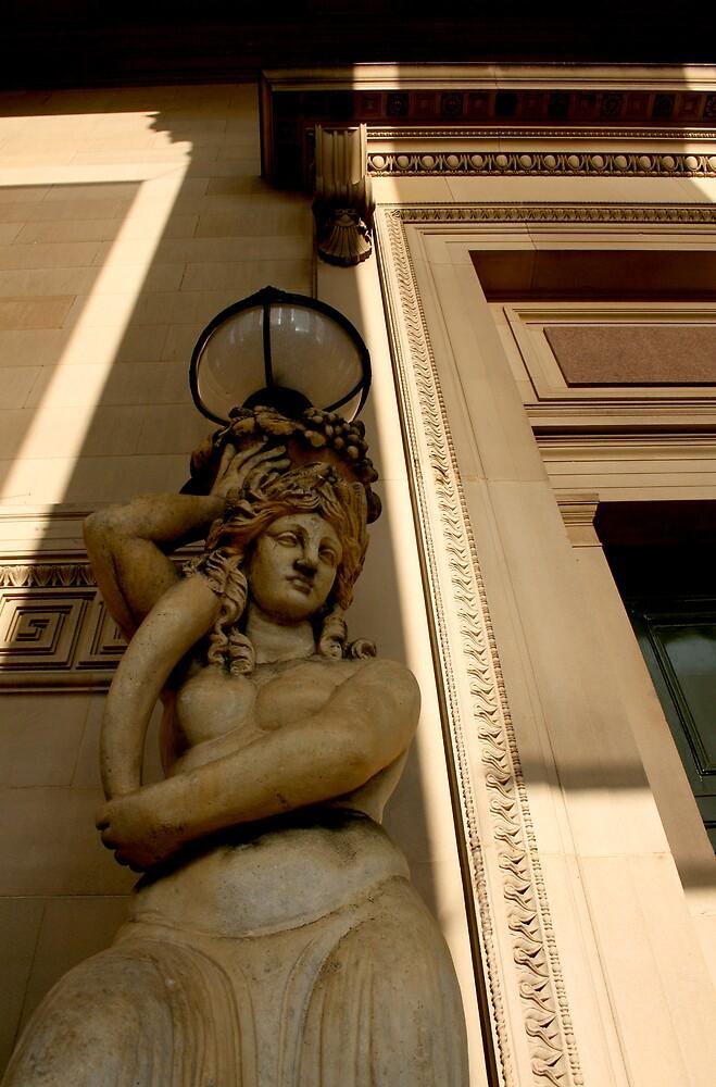 Statuesque by Bev Evans