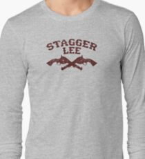 Stagger Lee - Crossed Pistols Edition Long Sleeve T-Shirt