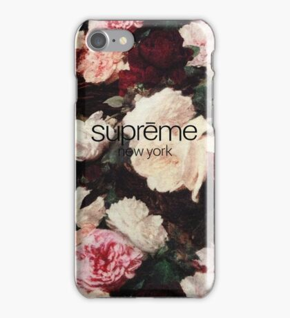 Supreme PCL Media Cases, Pillows, and More. iPhone Case/Skin