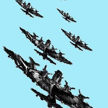 Bird Bomber 2 by yobbo