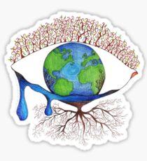GRWP The Jaded Eye - by Jade Alexis Sticker